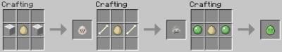 Как сделать яйцо призыва жителя
